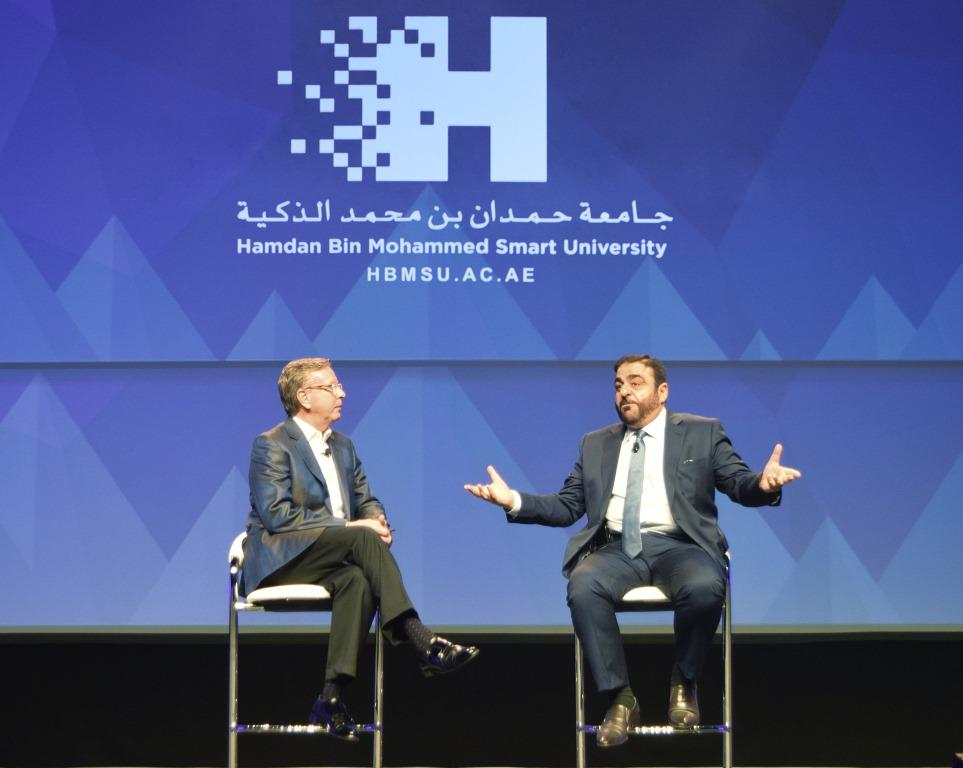 HBMSU shares vital role of 'smart' learning in Arab World in