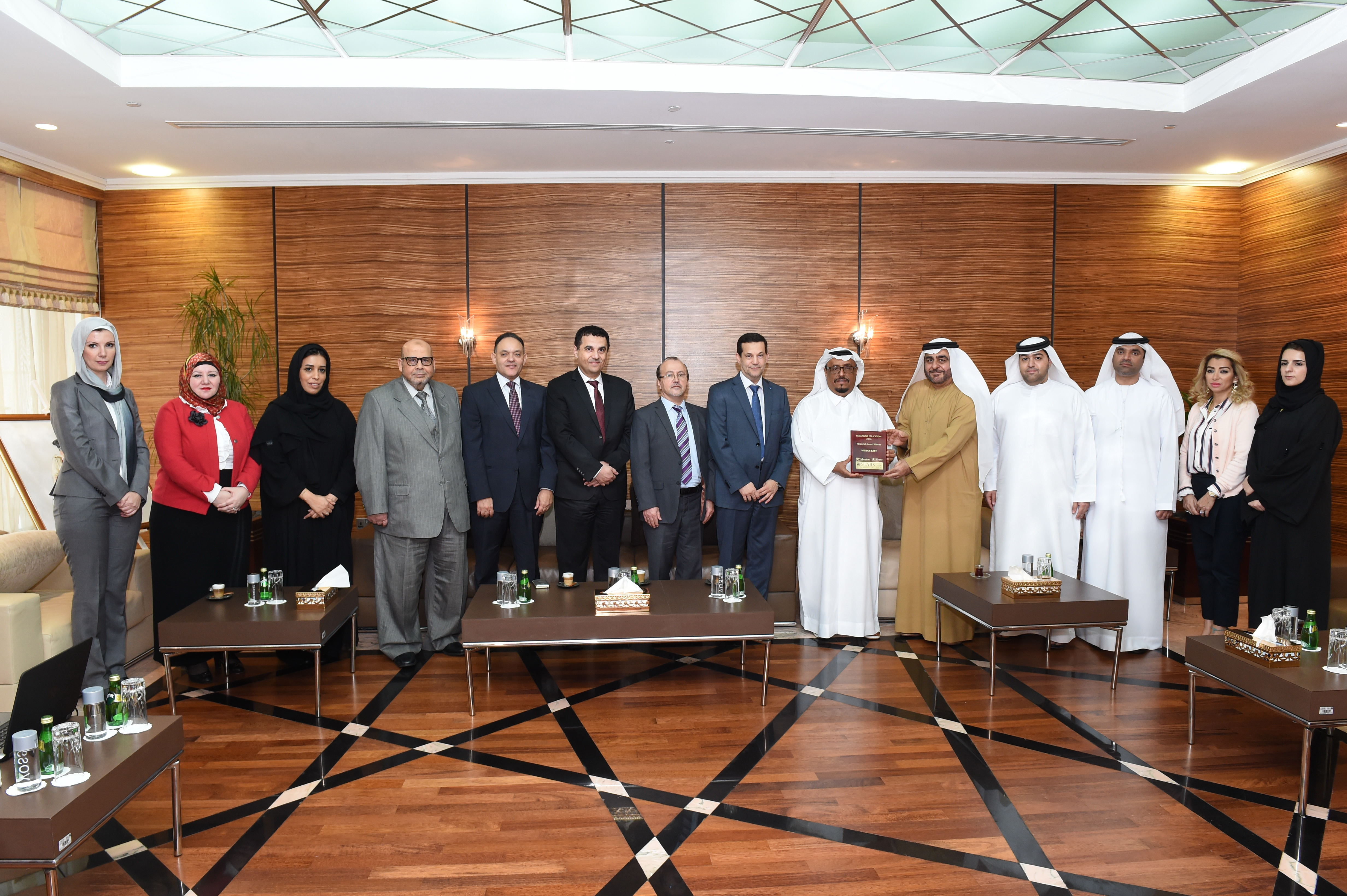 HBMSU becomes first university in Middle East and Africa region to be recognized for ISO 22301 compliance
