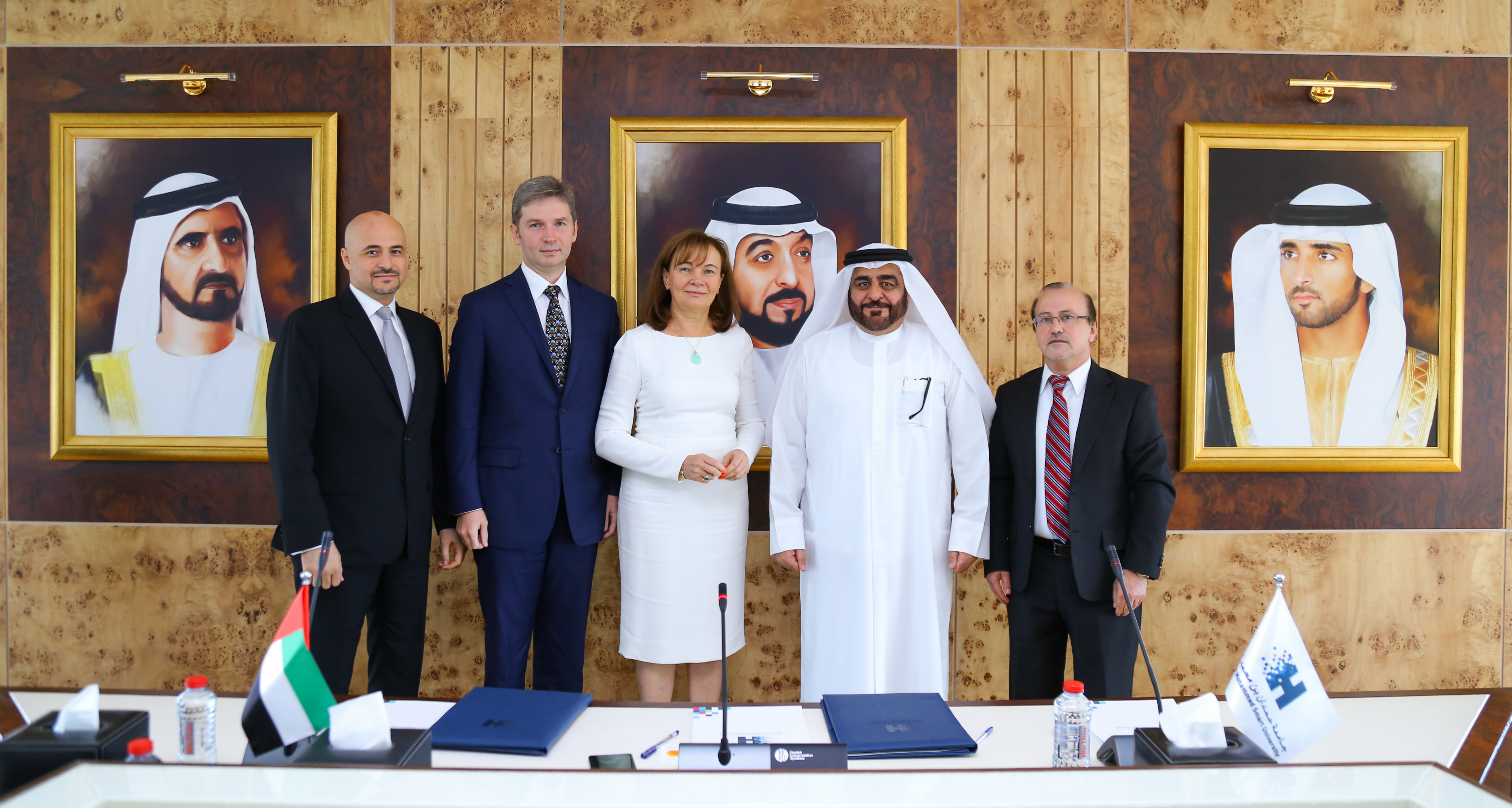 HBMSU and Holistic join forces to implement transformative solutions in line with Dubai 10X initiative