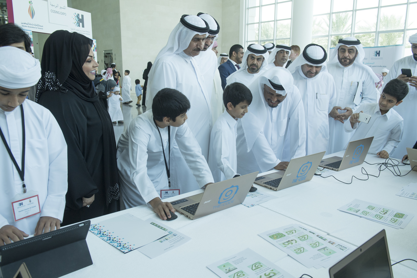 'Emirati Programmer' moves to next step with launch of Hackathon competition under supervision of international jury of IT experts