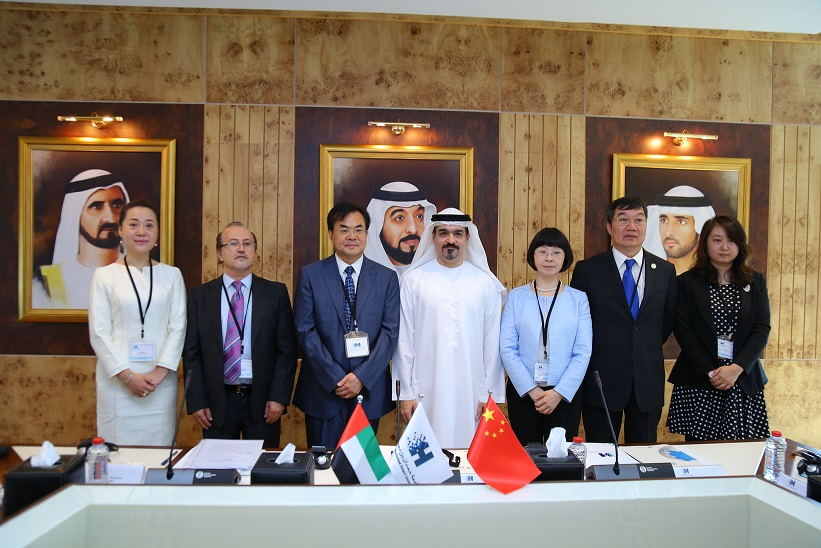 UAE-China economic cooperation