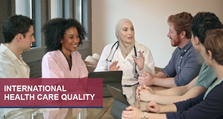 INTERNATIONAL HEALTH CARE QUALITY