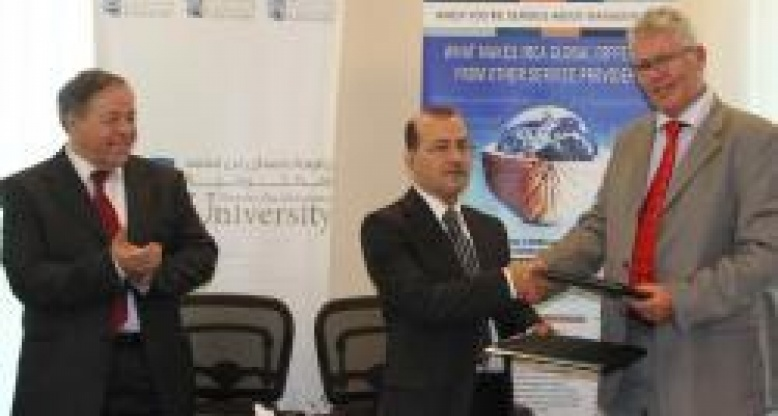 HBMeU signs MoU with IRCA Global