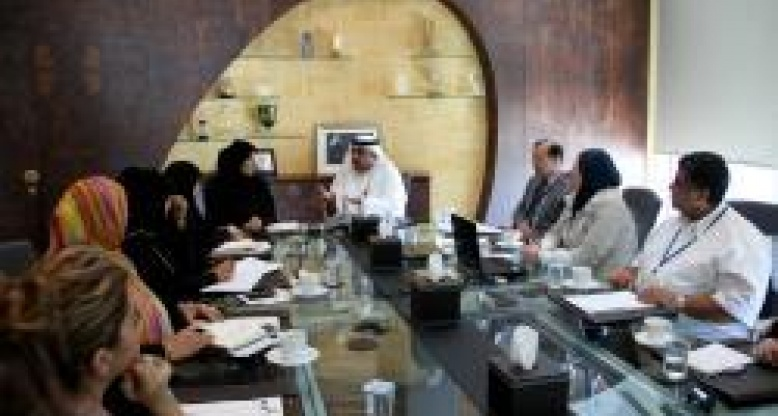 Ministry of Education and HBMeU discuss shared training programs and knowledge transfer methods