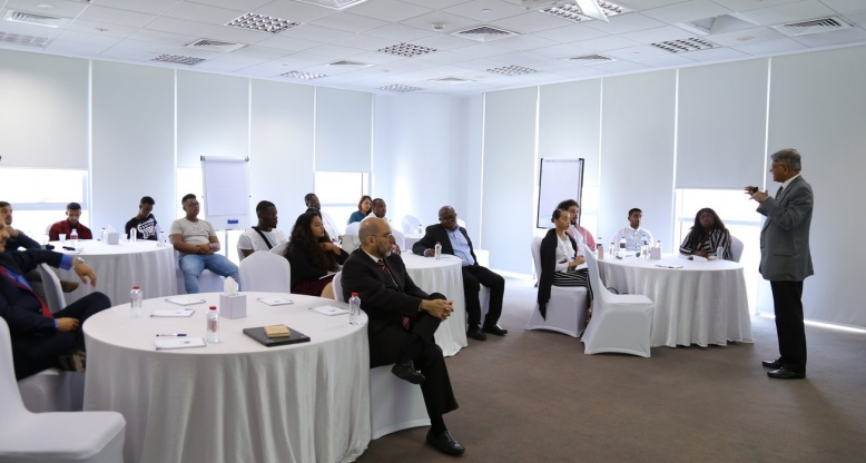 HBMSU receives visiting learners from UK's Coventry University