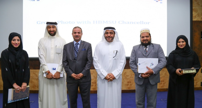 Hamdan Bin Mohammed Smart University honors winners of 'Reading Knights' Competition