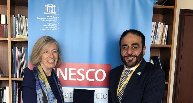 unesco mobile learning week