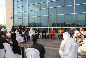 Dubai Drum Learner orientation